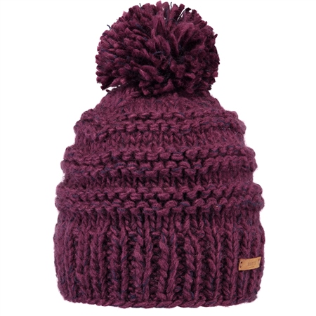 Barts Jasmin Beanie - Maroon  - Click to view a larger image