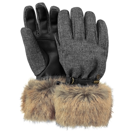 Barts Empire Gloves (2019) - Brown  - Click to view a larger image