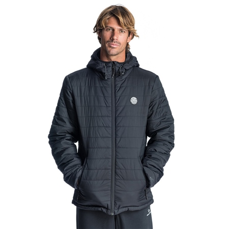 Rip Curl Original Insulated Jacket - Black  - Click to view a larger image