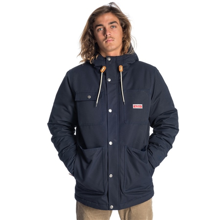 Rip Curl Saltwater Anti-Series Tech Jacket - Dark Blue  - Click to view a larger image