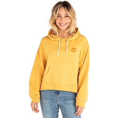 Rip Curl Island Sands Hoody - Gold  - Click to view a larger image