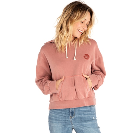 Rip Curl Island Sands Hoody - Rose  - Click to view a larger image