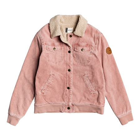 Roxy Desert Sands Jacket - Cedar  - Click to view a larger image