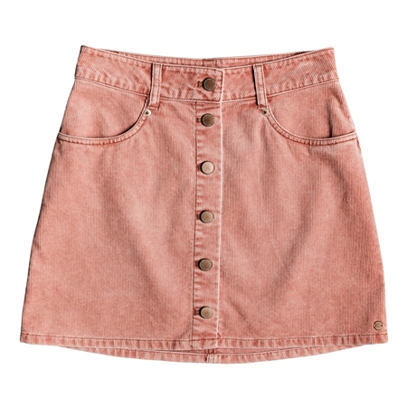 Roxy Unforgettable Skirt - Cedar  - Click to view a larger image