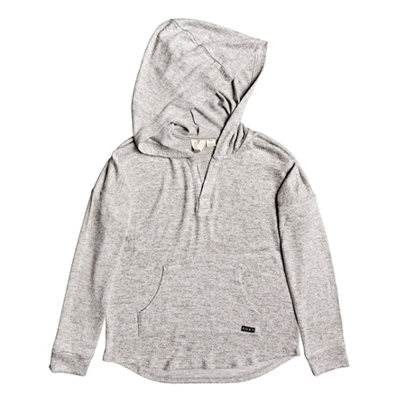 Roxy Burning Sun Hoody - Heritage Heather  - Click to view a larger image