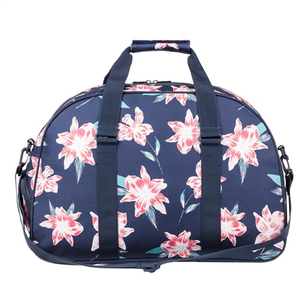 Roxy Feel Happy 35L Duffle Bag - Indigo  - Click to view a larger image
