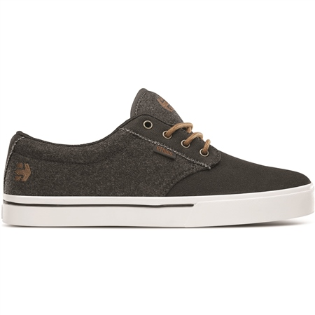 Etnies Jameson 2 Eco Shoes - Grey & White  - Click to view a larger image