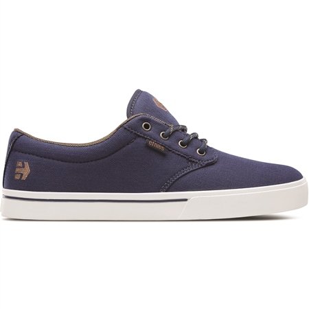 Etnies Jameson 2 Eco Shoes - Navy & White  - Click to view a larger image