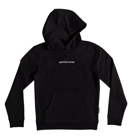 DC Shoes Craigburn Boys Hoody - Black  - Click to view a larger image
