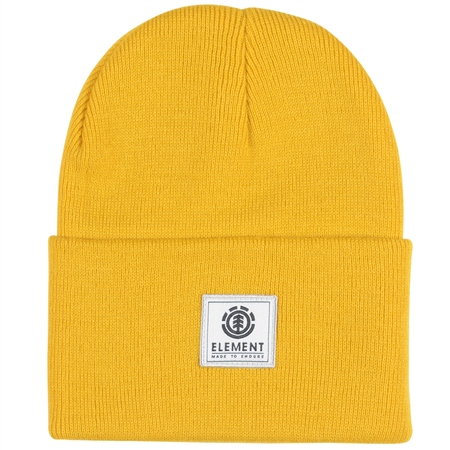 Element Dusk II Beanie - Yellow  - Click to view a larger image