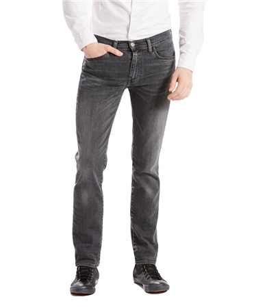 Levi's 511 Slim Jeans - Faded Black  - Click to view a larger image