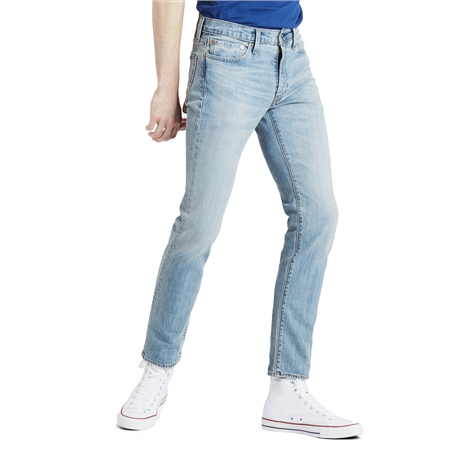 Levi's 511 Slim Jeans - Light Blue  - Click to view a larger image