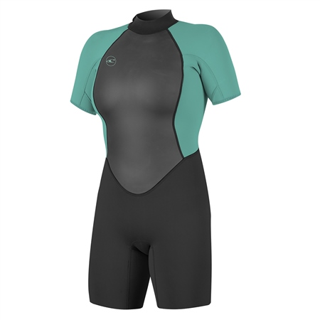 O'Neill Womens Reactor II Shorty Wetsuit - Multi  - Click to view a larger image