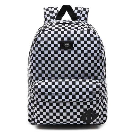 Vans Old Skool III Backpack - Black & White  - Click to view a larger image