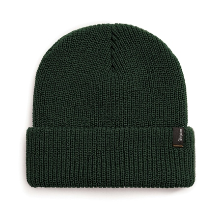 Brixton Heist Beanie - Green  - Click to view a larger image