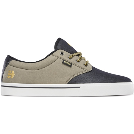Etnies Jameson 2 Eco Shoes - Black & Olive  - Click to view a larger image