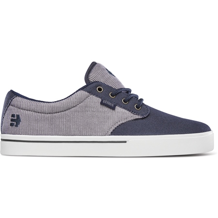 Etnies Jameson 2 Eco Shoes - Navy & Gray  - Click to view a larger image