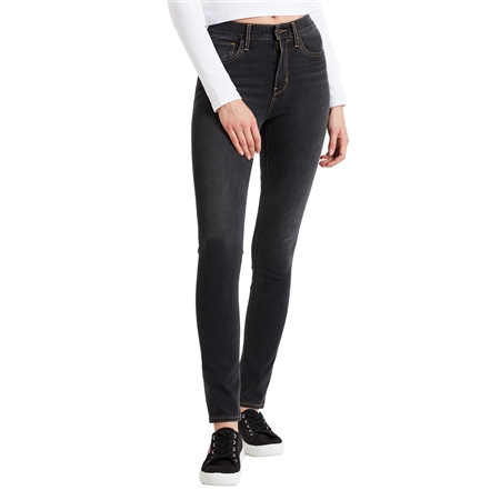 Levi's 721 High Rise Skinny Jeans - California Rebel  - Click to view a larger image