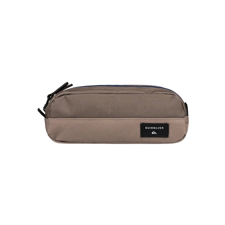 Quiksilver Tasmen Pencil Case - Caribou  - Click to view a larger image