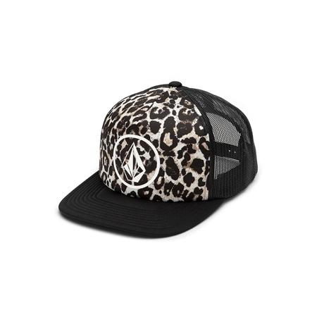 Volcom Wild Thoughts Cap - Black  - Click to view a larger image