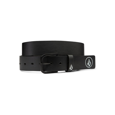 Volcom Clone PU Belt - Black  - Click to view a larger image