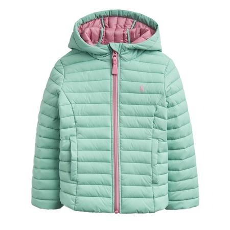 Kinnaird Packable Jacket Pistachio 4 YRS