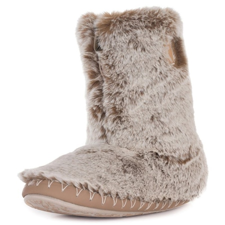 Bedroom Athletics Cole Slipper Boots - Cinammon  - Click to view a larger image
