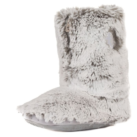 Bedroom Athletics Cole Slipper Boots - Grey  - Click to view a larger image