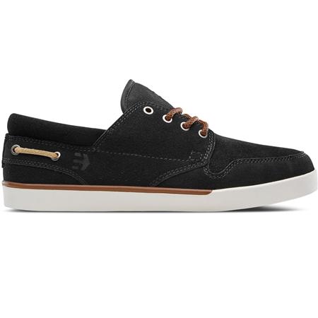 Etnies Durham Shoes - Black  - Click to view a larger image