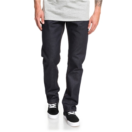 Quiksilver Modern Jeans - Rinse  - Click to view a larger image