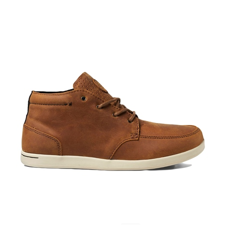 Reef Spiniker Mid NB Shoes - Brown  - Click to view a larger image