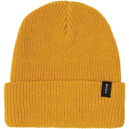 RVCA Dayshift II Beanie - Gold  - Click to view a larger image