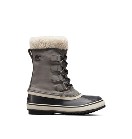 Sorel Winter Carnival Boots - Quarry Black  - Click to view a larger image