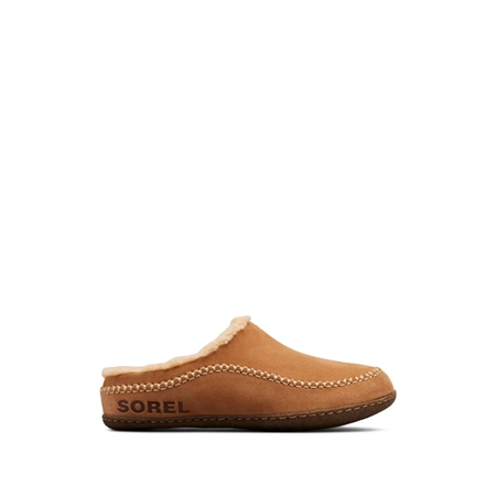 Sorel Falcon Ridge II Slippers - Camel Brown  - Click to view a larger image