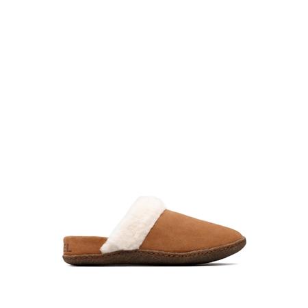 Sorel Nakiska Slide II Slippers - Camel Brown  - Click to view a larger image