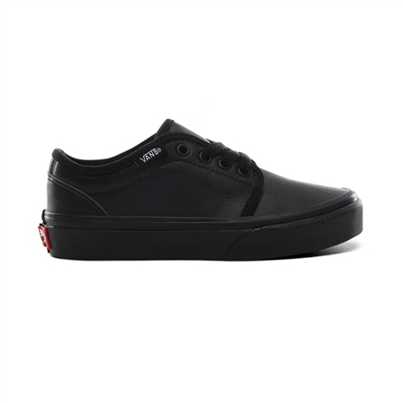 Vans 106 Vulcanized Shoes - Black  - Click to view a larger image