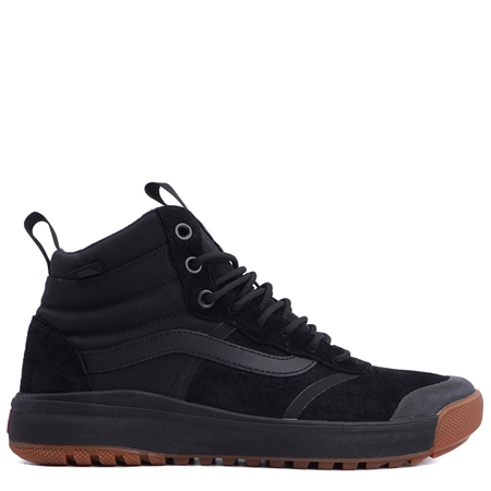 Vans UltraRange Hi DL MTE Shoes - Black  - Click to view a larger image