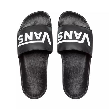 Vans Slide On Flip Flops - Black  - Click to view a larger image