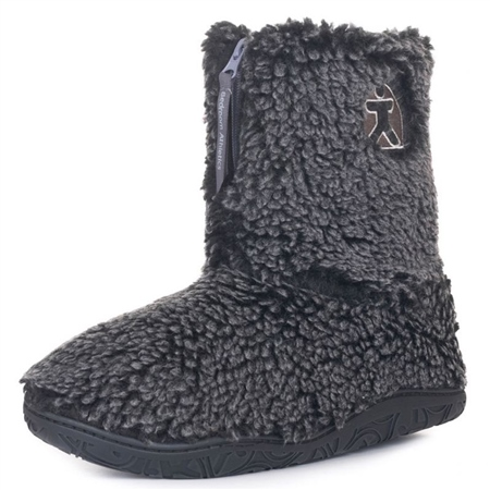 Bedroom Athletics Gosling Slipper Boots - Washed Black  - Click to view a larger image