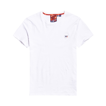 Superdry Collective T-Shirt - Optic White