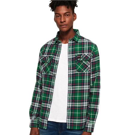 Superdry Lite Shirt - Green