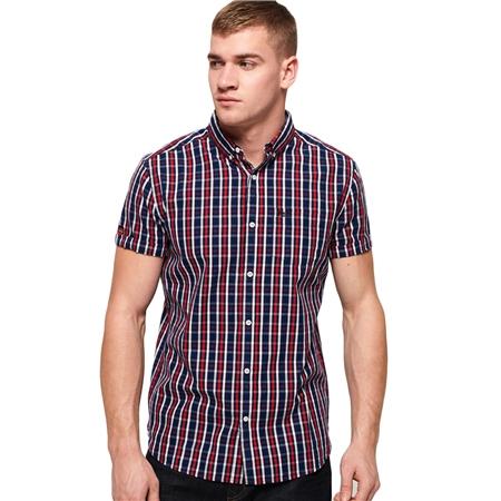 Superdry Premium University Oxford Shirt - Eclipse