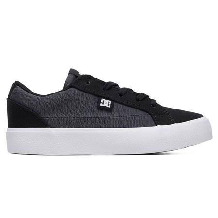 DC Shoes Lynnfield TX SE Shoes - Black & Armour