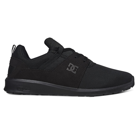 DC Shoes Mens Heathrow Shoes - Black