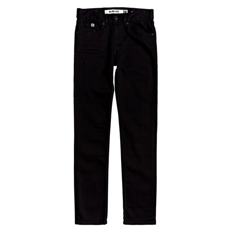 DC Shoes Worker Jeans Slim - Black Rinse