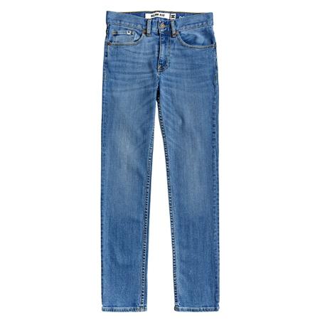 DC Shoes Worker Jeans Slim - Light Indigo