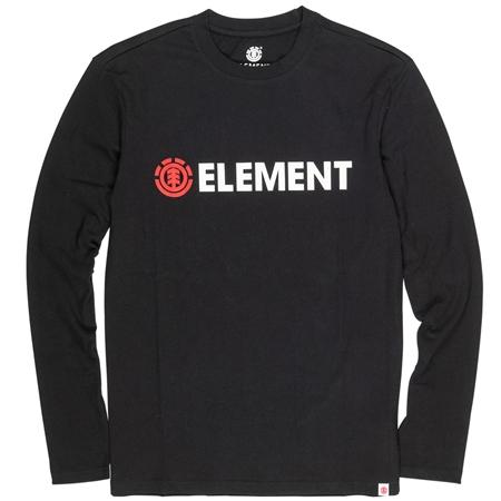 Element Blazin T-Shirt - Flint Black