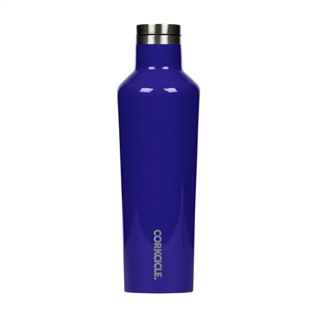 Corkcicle Canteen 16Oz Bottle - Gloss Acai Berry  - Click to view a larger image
