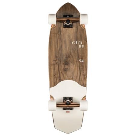 Globe Insider Skateboard - Walnut & Copper