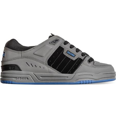 Globe Fusion Shoes - Charcoal & Black